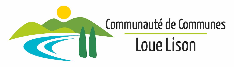logo communauté communes loue lison