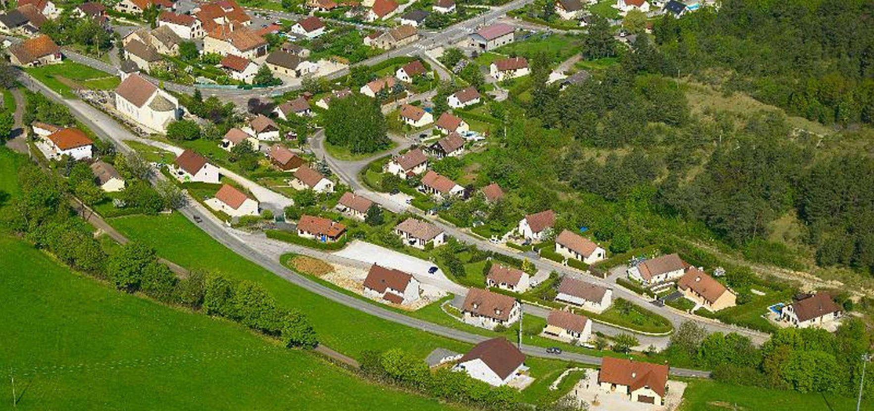 Village de Tarcenay